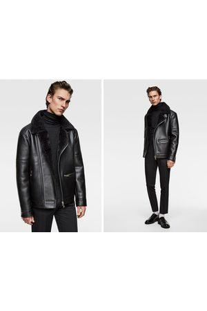 Zara Double-sided biker jacket