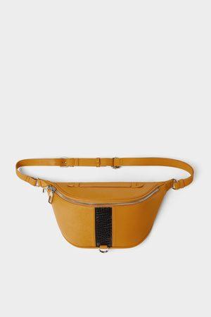 Zara Belt bag with stripe detail