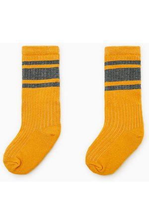 Zara Striped socks