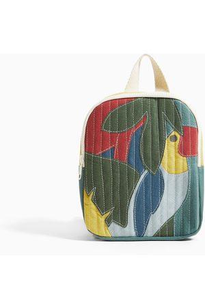 Zara Toucan mini backpack