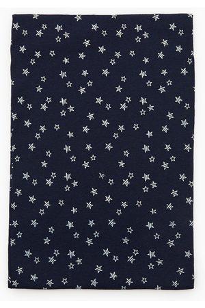 Zara Star print cotton snood