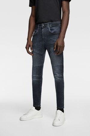 Zara Skinny biker jeans