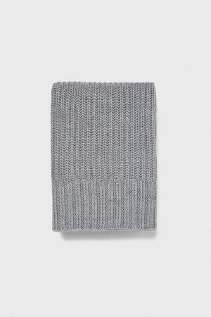 Zara Knit scarf