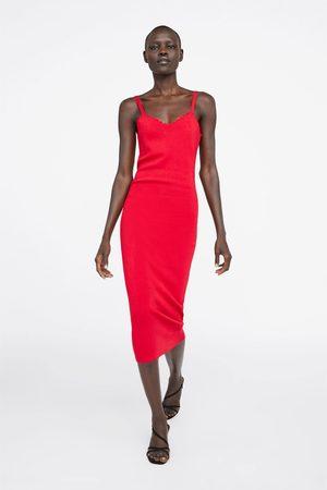 Zara Pencil dress with straps