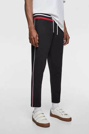 Zara Jogging trousers with stripes