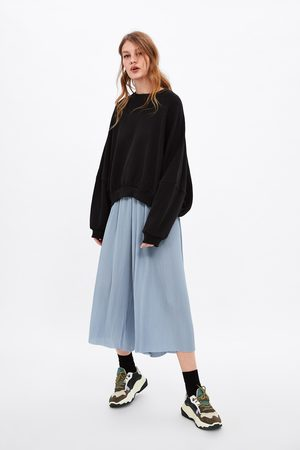 Zara Pleated trousers