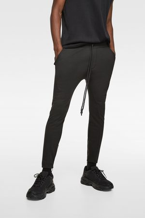Zara Miehet Joggersit - Zipped jogging trousers