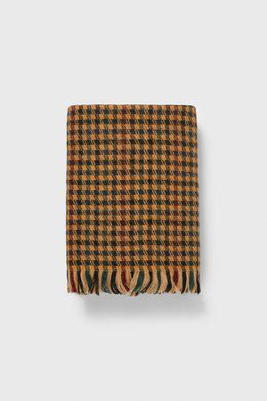 Zara Miehet Huivit - Houndstooth scarf