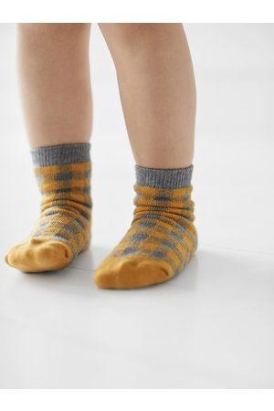 Zara Vauvat Sukat - 2-pack of gingham socks