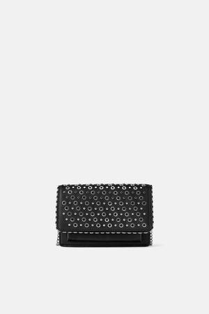 Zara Studded crossbody bag