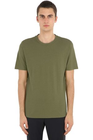 LARDINI Cotton Jersey T-shirt