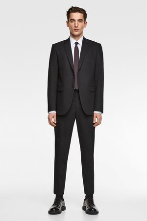 Zara TAILORED COMFORT SUIT BLAZER
