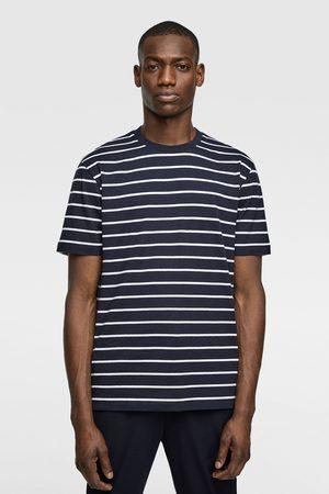 Zara Basic striped t-shirt