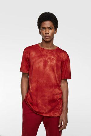 Zara Tie-dye print t-shirt