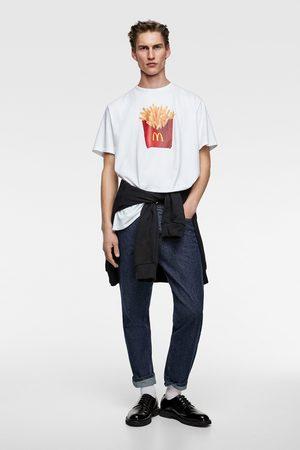 Zara © 2018 mcdonald's unisex t-shirt