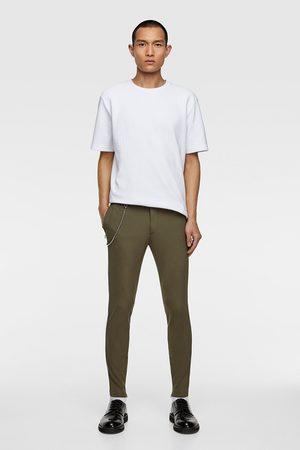 Zara Super skinny trousers