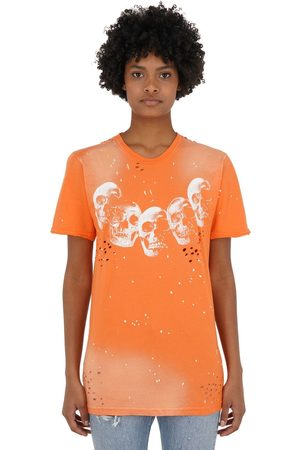DOMREBEL Amigos Cotton Jersey T-shirt