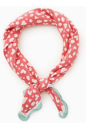 Zara Heart print neckerchief