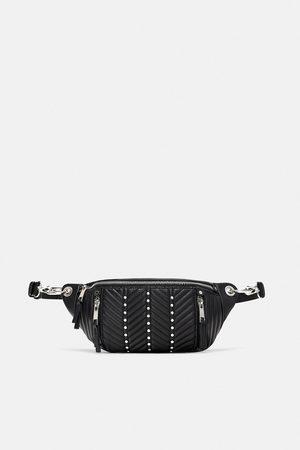 Zara Naiset Laukut - Belt bag with zips
