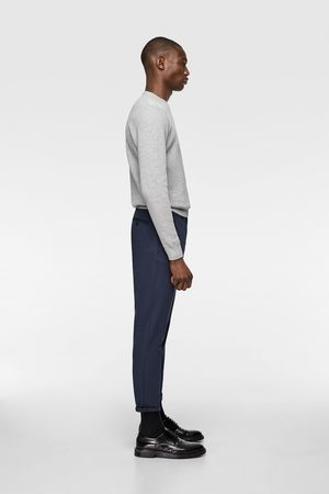 Zara Miehet Chinot - Chino trousers with a textured weave