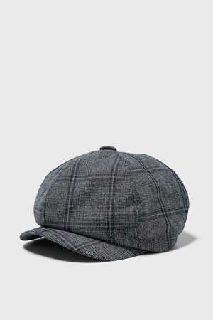 Zara Check cap