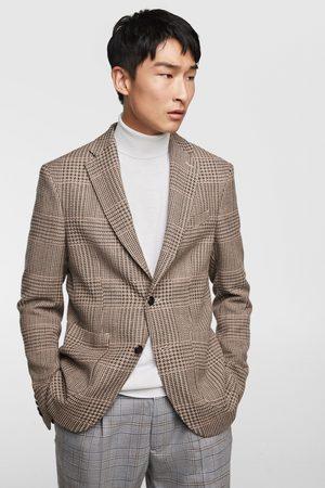 Zara Check blazer