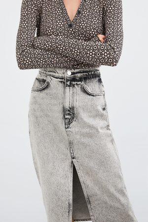 Zara Naiset Pikeepaidat - Polo-style t-shirt