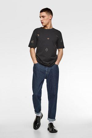 Zara Diamanté t-shirt