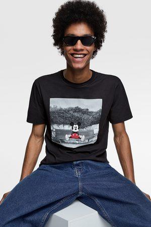 Zara Mickey © disney t-shirt