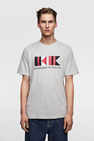 Zara Nautical print t-shirt