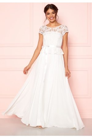 Ida Sjöstedt Belinda Wedding Dress Ivory 40