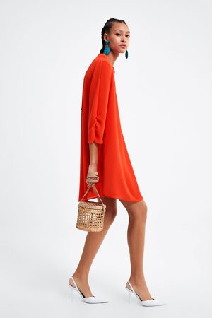 Zara Short tunic dress