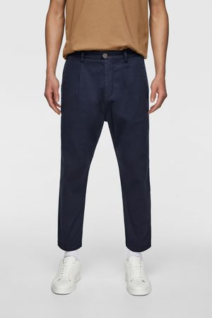Zara Chino trousers with pleats
