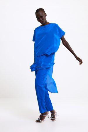 Zara Special edition asymmetric tunic