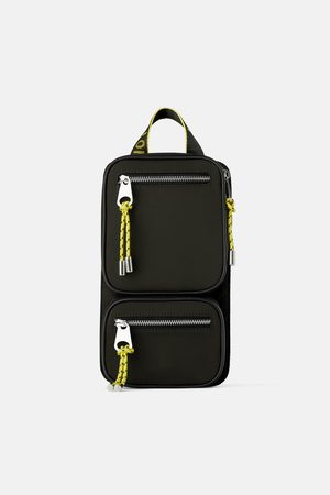 Zara Multi-pocket crossbody bag