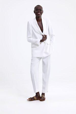 Zara Loose-fitting skinny trousers