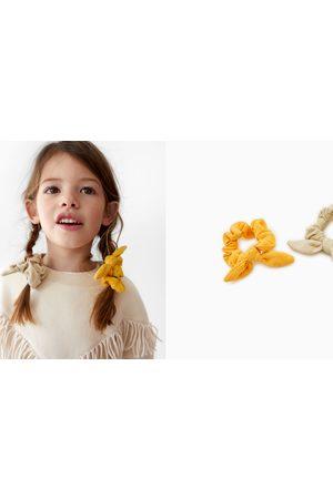 Zara 2-pack of corduroy scrunchies