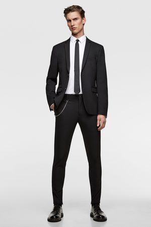 Zara Miehet Kapeat Housut - Super skinny trousers