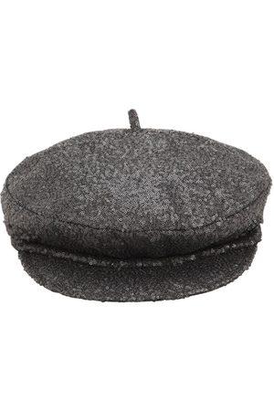 Le Mont St Michel Naiset Hatut - Sequined Billy Soft Visor Hat