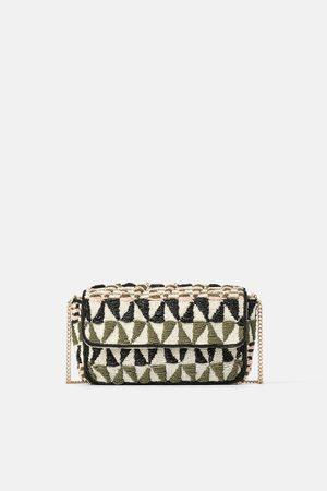 Zara Crossbody bag with beading
