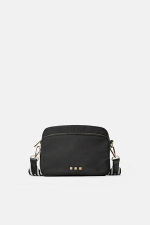 Zara Nylon crossbody bag