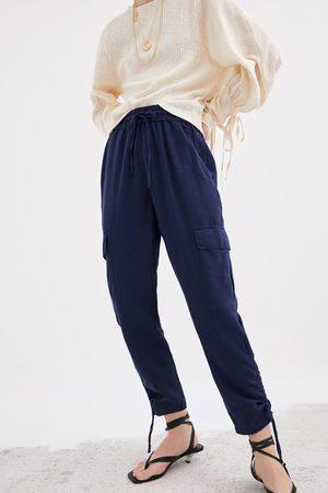 Zara Rustic cargo trousers