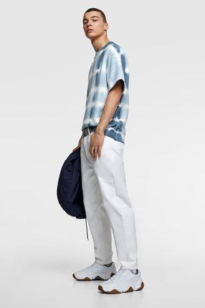 Zara Miehet Colleget - Tie-dye print sweatshirt