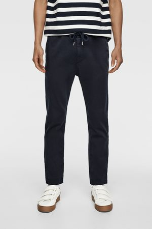 Zara Miehet Joggersit - Soft cotton jogging trousers