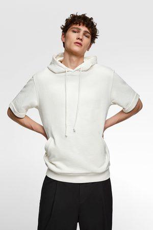 Zara Miehet Lyhythihaiset - Short sleeve hoodie