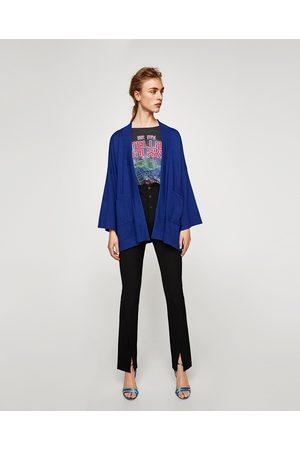 Zara Kimono style blazer