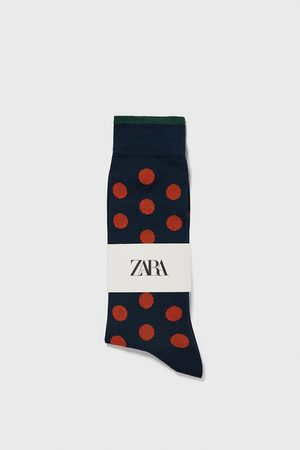 Zara Polka dot socks