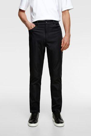 Zara Miehet Housut - Technical trousers