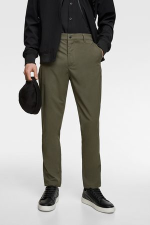 Zara Miehet Chinot - Technical chinos