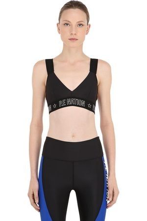 P.E Nation Motion Strike Stretch Techno Sports Bra
